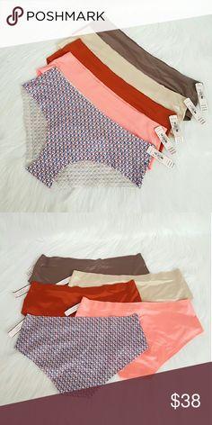 VS Seamless Panties Brand New With Tags PRICE FIRM Victoria's Secret Intimates & Sleepwear Panties