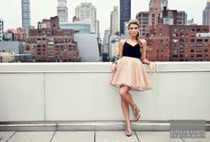 """THE POWER OF """"BEAUTY"""": The Finished Touch-RoofTop Shoot W/Model Sasha"""
