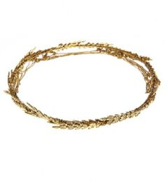 Draped Chain Annika Circlet