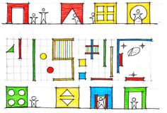 Trata-se de um projeto de arquitetura e desenho urbano em micro-escala para um equipamento público situado no núcleo da Super Quadra 304 Norte em B...