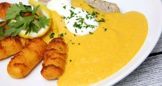 Hungarian Recipes, Hungarian Food, Thai Red Curry, Nutella, Main Dishes, Goodies, Food And Drink, Soup, Cooking Recipes