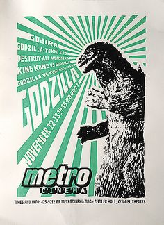 I like the graphic on this--inspiration for table/cake backdrop, maybe the invitation? Godzilla Party, Godzilla Birthday Party, Godzilla Vs, Boy Birthday Parties, Birthday Party Invitations, 7th Birthday, Birthday Ideas, Party Themes, Party Ideas