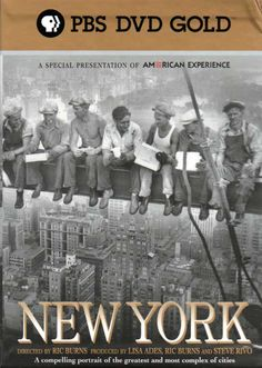 New York - A Documentary (Ric Burns, 1999)