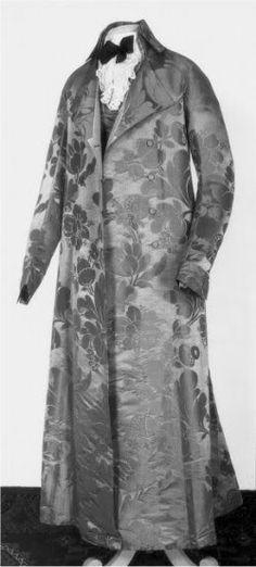 banyan robe | Regency Glossary | Sharon Lathan
