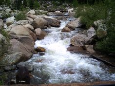 River in Rocky Mountain National Park