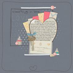 very cute journal idea
