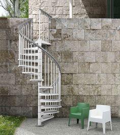 20 Amazing Decks With Spiral Staircase Designs
