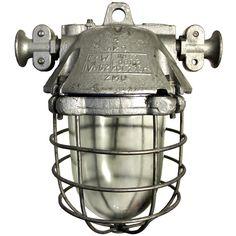 Ryki | vintage industrial hanging lamp(s)