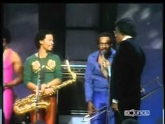 Soul Train Stomp Brothers Johnson - talk about slapping the bass!  Watch this!