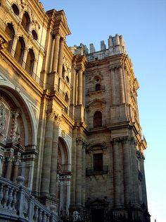 Catedral de Málaga by Gojulius, via Flickr