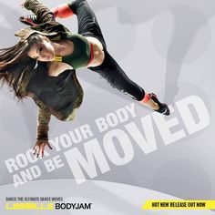 Move like you mean it.