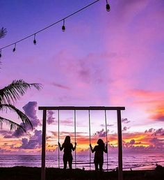 Move over Seminyak: Why Canggu is the younger, cooler cousin of Seminyak and the new place-to-be. It's time to venture up north to the funky-freshest hotspot on the Bali scene, Canggu Bali, Travel Necessities, Life Is An Adventure, Island Life, Girl Poses, Beautiful Sunset, Scene, Clouds, World