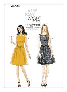 V8723 | Vogue Patterns