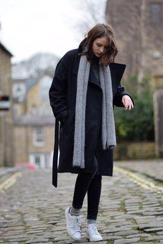 Shot From The Street | UK Fashion Blog : Tired Eyes