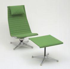 Charles Eames. Lounge Chair. 1958