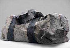 a bag // Photo © Marinó Thorlacius, Courtesy of Sruli Recht