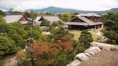 The Shogun's Kyoto palace.