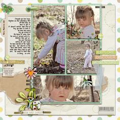 PHOTO EMPHASIS TEMPLATES VOL.08 by Dawn Inskip    Backyard Fun Collection by Dawn    http://shop.scrapbookgraphics.com/Photo-Emphasis-Templates-Vol.08.html