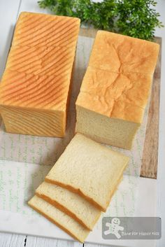 Bake for Happy Kids: Japanese Shokupan Condensed Milk Sandwich Bread - ...