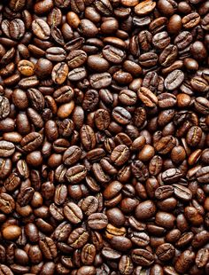 Check out Coffee grains backround by AlinLyre on Creative Market