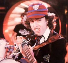 AC/DC,Angus Young
