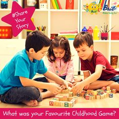 We all have played some unique and fun loving games in childhood.. Tag, Like and Share!!