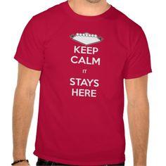 Keep Calm - Vegas Style!