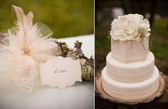 DAVID TUTERA vintage pump, ivory | Tabetha 39s blog grape vase centerpieces wedding wedding programs date