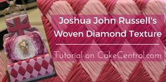 Joshua John Russell is well known for finding cake design inspiration in the fashion world.On his blog The Fashion...