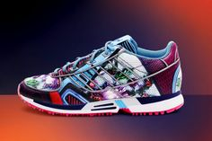 See all the looks from Mary Katrantzou's Adidas collaboration gallery - Vogue Australia