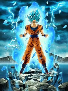 lbcloomis Wallpaper HD New: Wallpaper Goku Super Saiyan God Blue Super Saiyan Goku, Super Goku, Foto Do Goku, Animes Wallpapers, Dragon Ball Gt, Chibi, Manga Anime, Goku Manga, Superhero Preschool