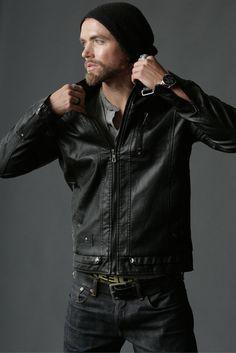 L&C's The Splitter Jack Black #MensFashion #MensWear #MensJacket #Jacket #GQ #Fashion #Shopping #Lookbook
