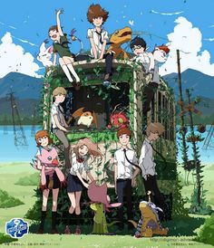 Digimon adventure tri second poster!!! @bluecttncandy