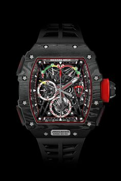 What Do You Think Of A $1 Million McLaren Titanium-Graphene Tourbillon Watch It has been an absolute shocking piece of news when the partnership of TAG Heuer with McLaren ended a year ago. The British racing team/supercar manufacturer has a mind-blowing project at the moment, even if it doesn't relate to TAG. The result is a $1 Million McLaren Titanium-Graphene T...