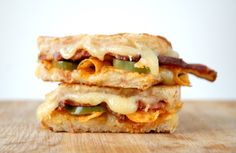 Photography: Grilled Cheese Social - grilledcheesesocial.com  View entire slideshow: 17 Mouthwatering Grilled Cheese Sandwiches from Grilled Cheese Social on http://www.stylemepretty.com/collection/1320/