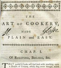 The book's direct, informal style revolutionized cookery writing.