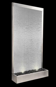 Our stainless steel floor fountain is hand-crafted from the most durable materials available and can personalized. Order your tall indoor fountain today. Indoor Floor Fountains, Small Fountains, Indoor Fountain, Water Fountains, Decorative Fountains, Water Wall Fountain, Tabletop Water Fountain, Indoor Waterfall Wall, Indoor Water Features