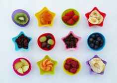 Fun fruit!  Sometimes all it takes is a new way to serve up fresh fruit to get your kiddo's to eat it right up. #kidshealth #kidsweightloss #healthyliving #foodie www.kurbo.com