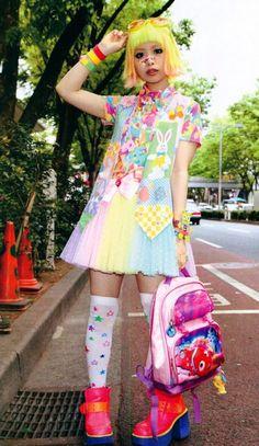 Image result for harajuku fashion lolita
