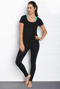 Great Places to get the best quality trendy Fitness Clothing for Women.
