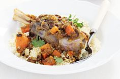 There's no better time for lamb shanks, and this recipe includes instructions for cooking in a stockpot as well as a slow cooker, casserole and pressure cooker.