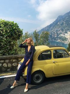 Your+French+Riviera+Style+Guide,+for+When+You+Can't+Buy+Chanel+Everything+via+@WhoWhatWearUK