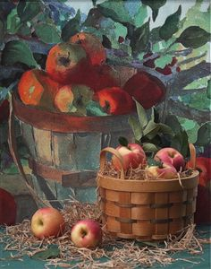 "lio9708 Luv - «apples in a basket."" on Yandex"