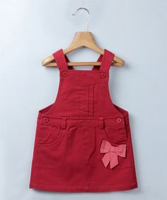 Red Bow Jumper - Infant & Toddler #zulily #zulilyfinds