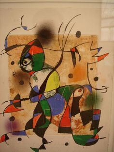joan miro the farm | Joan Miro - museum in Palma/Mallorca | Flickr - Photo Sharing!
