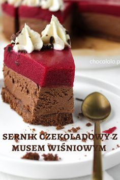 Sweet Recipes, Cake Recipes, Dessert Recipes, Sweets Cake, Cookie Desserts, Tasty, Yummy Food, Cheesecakes, Cake Cookies