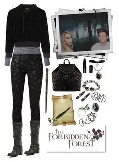 """""""OP 4th Year - Prima Prova"""" by aryery06gemini ❤ liked on Polyvore featuring Boohoo, Yves Saint Laurent, Vetements, River Island, Andrew Marc, Manic Panic NYC, NOVICA, Bling Jewelry, Elyse Jacob and Judith Jack"""