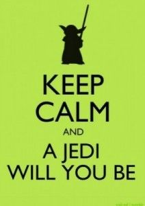 My favourite Keep Calm saying to date.