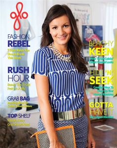 Blue and white pattern mixing Rush Hour, Electronic Cigarette, Grab Bags, Pattern Mixing, Latest Video, White Patterns, Magazine Covers, June, Blue And White