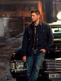 Dean & Baby
